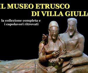 Locandina evento: Il Museo Etrusco di Villa Giulia