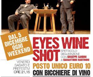 Locandina evento: Eyes Wine Shot