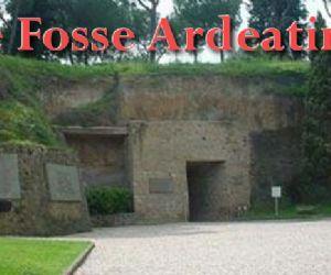 Locandina evento: Le Fosse Ardeatine e il Museo