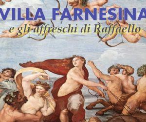 Locandina evento: Villa Farnesina e gli affreschi di Raffaello