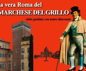 Locandina evento: La vera Roma del Marchese del Grillo