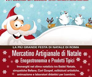 Locandina evento: Villaggio di Natale