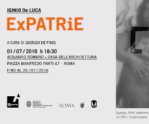 Locandina: Expatrie