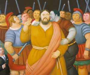 Event poster: Botero