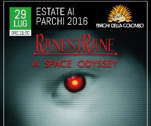 Locandina: Ranestrane, A space Odyssey