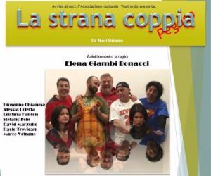 Locandina: La strana coppia
