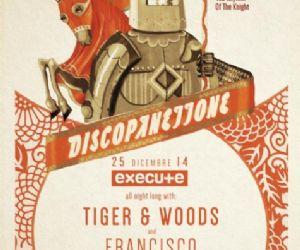 Locandina evento: Exe-Cute & Lanificio 159 presentano Discopanettone 2014