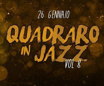 Concerti - Quadraro In Jazz Vol. 8 - Gianluca Figliola Quartet