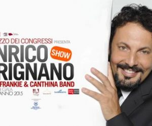 Locandina evento: Capodanno 2015 Enrico Brignano Live Show