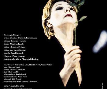 L'opera di Anton Cechov nell'adattamento Manuela Kustermann con la regia Giancarlo Nanni
