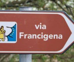 Locandina: Via Francigena Collective Project 2016