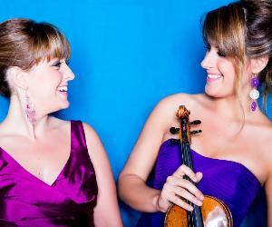 """Una violinista ed una pianista per la rassegna """"Sere D'Arte, Arte, Musica e Teatro a Castel Sant'Angelo"""""""