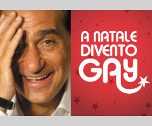 Locandina evento: A Natale divento gay