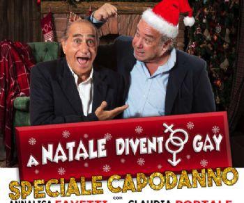Spettacoli - A Natale divento gay