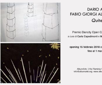 Gallerie - Dario Agati - Fabio Giorgi Alberti | Quite solo