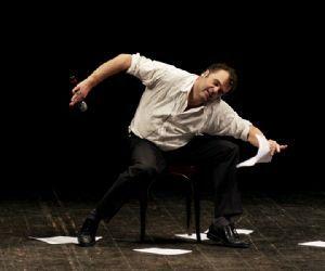 """Spettacoli - Pippo Delbono """"Adesso voglio musica e basta"""""""