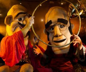 Locandina: Teatri d'Arrembaggio - Piraterie, Incanti e Castelli di Sabbia