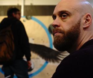Locandina: Sfiggy realizza un nuovo murales ed espone a Spazio Cima