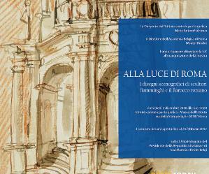 Locandina: Ciclo di 4 conferenze sul Barocco