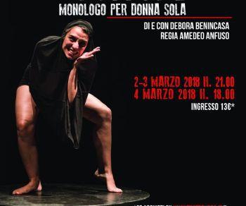 Spettacoli - Antigone. Monologo per donna sola