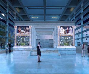 Un racconto in realtà aumentata del Museo dell'Ara Pacis