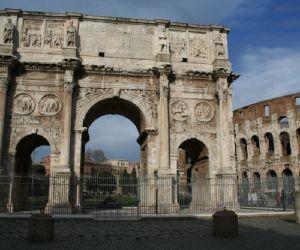 Locandina: La valle del Colosseo