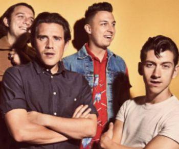 Locandina: Arctic Monkeys live