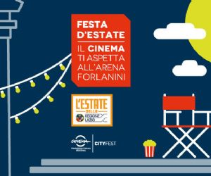 Locandina: Festa d'estate all'Arena Forlanini