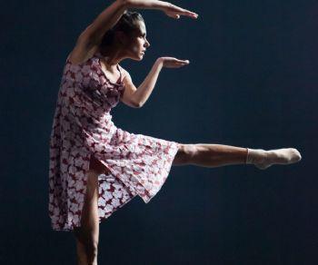 Locandina: In scena, danza e teatro nei luoghi d'arte del Lazio