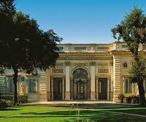 Locandina evento: Casino dell'Aurora Pallavicini e San Silvestro al Quirinale