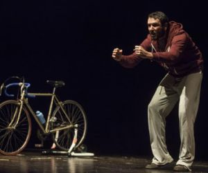 Locandina evento: Avrei voluto essere Pantani