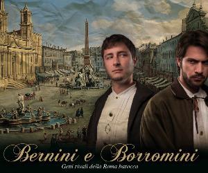 Locandina evento: La Roma di Bernini e Borromini e i capolavori del barocco