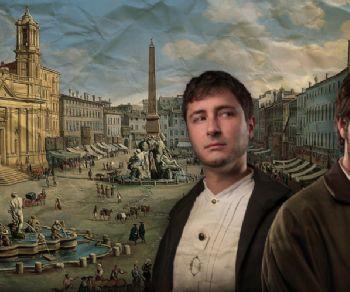 Locandina: Bernini Vs Borromini: geni rivali nella Roma barocca