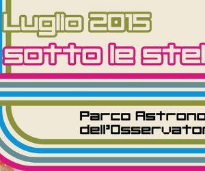 Locandina evento: Estate sotto le stelle 2015