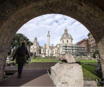 Visite guidate - Il Foro di Cesare e il Foro di Traiano