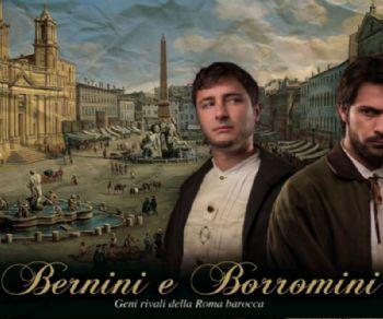 Locandina evento: Bernini e Borromini: geni rivali nella Roma Barocca
