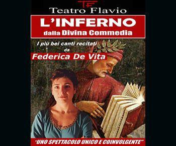 Spettacoli - L'Inferno, dalla Divina Commedia di Dante Alighieri