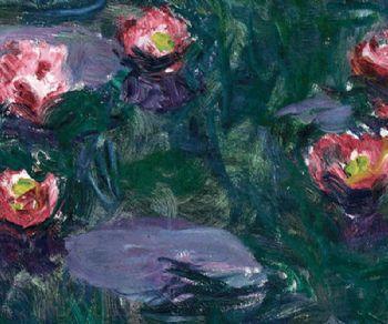 Locandina evento: Mostra Monet al Complesso del Vittoriano