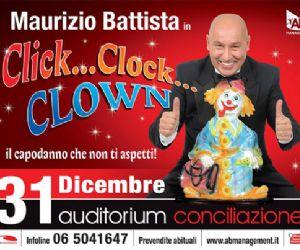 Locandina evento: Maurizio Battista