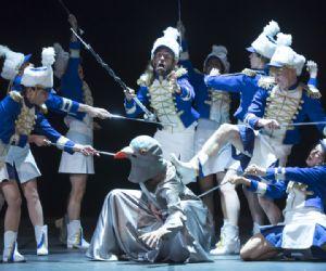 """Spettacoli - Troubleyn/Jan Fabre """"BELGIAN RULES/BELGIUM RULES"""""""