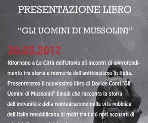 Locandina: Gli uomini di Mussolini