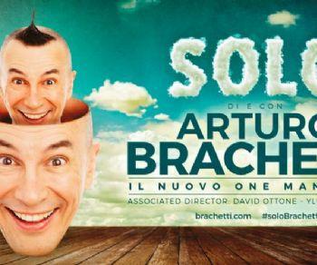 Il nuovo spettacolo di Arturo Brachetti