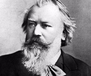Locandina: Johannes Brahms e le scuole nazionali