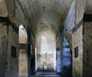 Locandina: Basilica Sotterranea di Porta Maggiore. Apertura Straordinaria