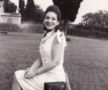 Mostre - Callas e Roma, una voce in mostra