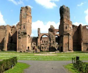 Locandina evento: Le Terme di Caracalla