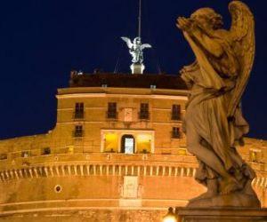 Locandina: Notti magiche a Castel Sant'Angelo