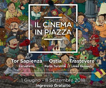 Locandina: Il Cinema in Piazza