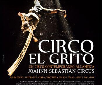 Spettacoli - Johann Sebastian Circus