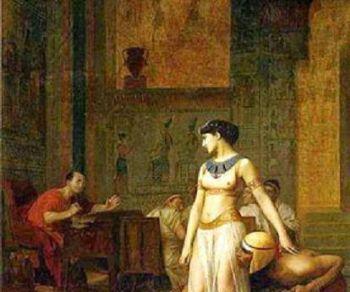 Locandina: Cleopatra e i culti egizi nella Roma Imperiale